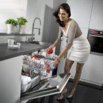 Компактные посудомоечные машины Bosch: модели 2018 года