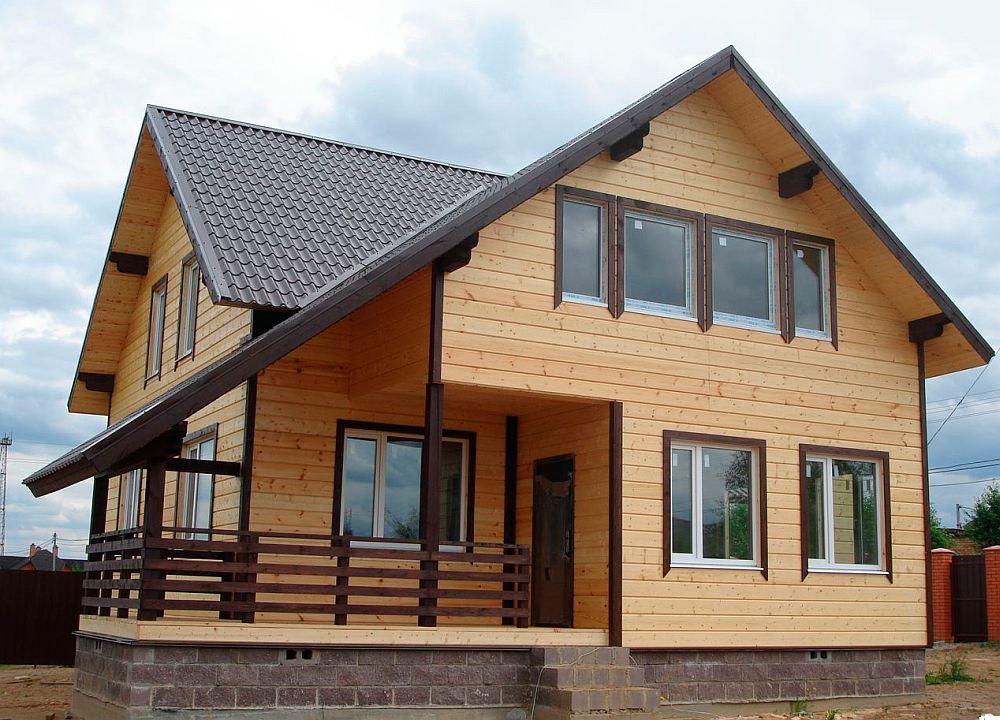 🏘 Дизайны и внешний вид каркасных домов 🏘