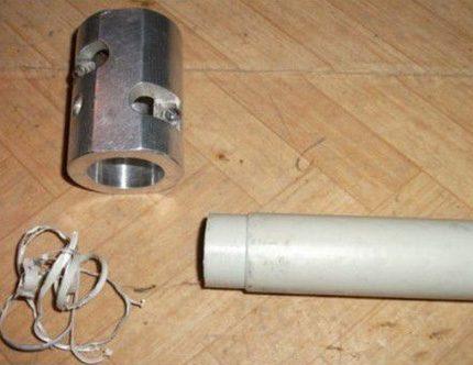 Шейвер для зачистки пластиковых труб