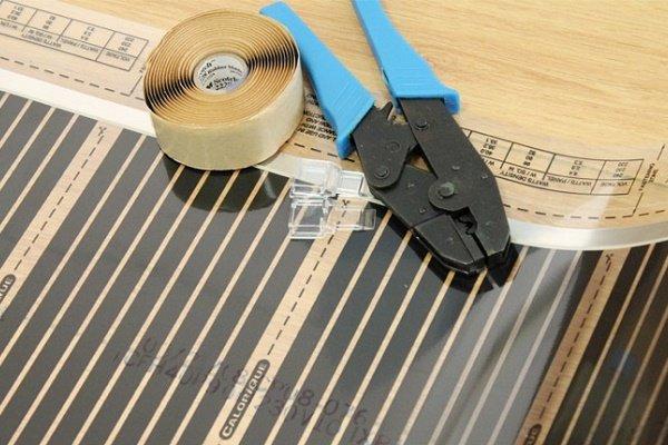 Инструменты и расходные материалы для ИК систем