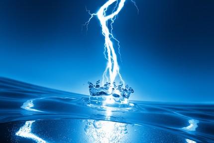 Токопроводящие свойства воды