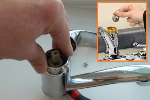 Шаг 4: Извлечение шарового механизма из корпуса