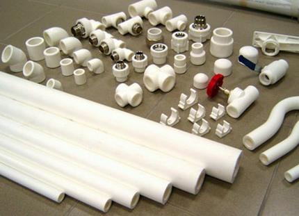 Соответствие диаметров полимерных изделий