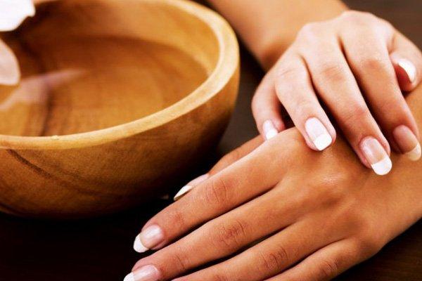 Здоровая кожа рук и ногти