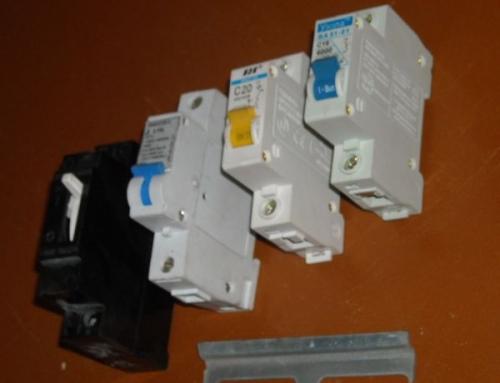 Автоматы отключения электросети