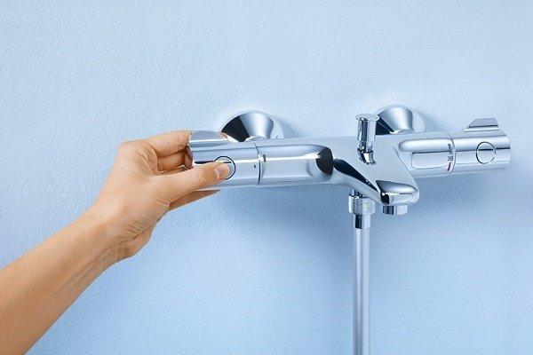 Средства защиты термостата для ванной