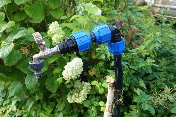 Трубы ПНД в системе водоснабжения
