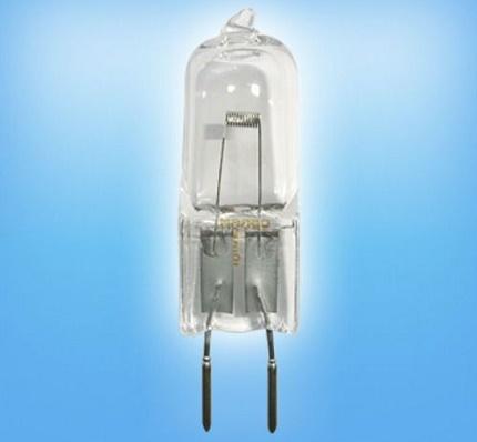Капсульная лампа