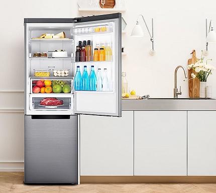 Разница в температуре в разных зонах холодильника