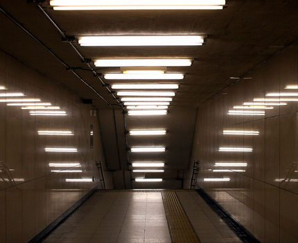 Люминесцентное освещение