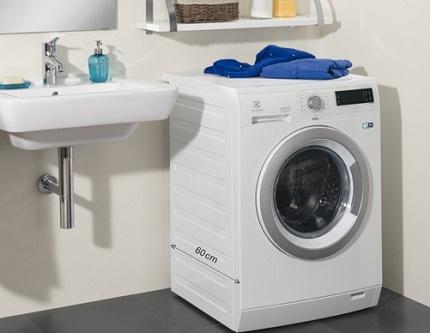 Фронтальные стиральные машинки