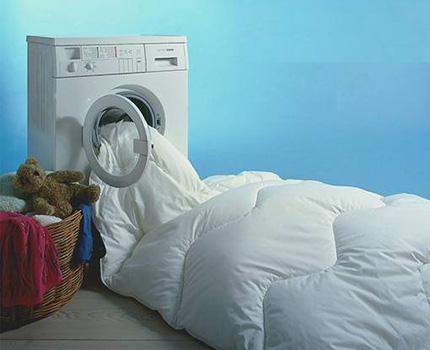 Вместительный барабан стиральной машины
