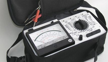 Прибор измерительный тестер