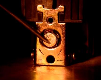 Регулировка реле давления для компрессора