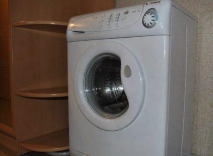 Узкая стиральная машина Канди Смарт